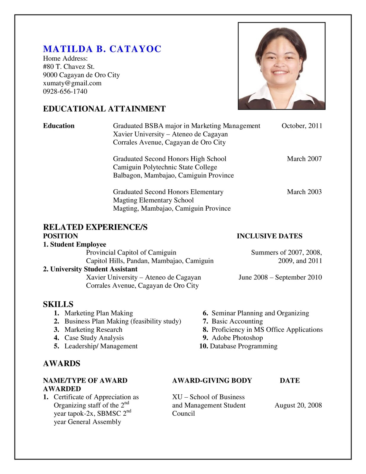 How To Do A Resume Easy How To Make A Resuma Resume For Free And Download Template How To Make An Resume how to do a resume|wikiresume.com
