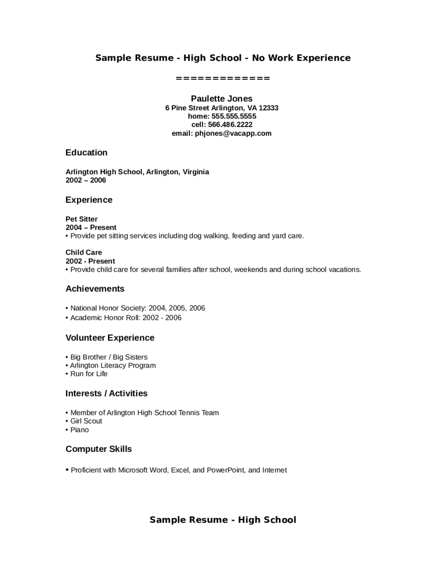 Objective For Resume Resume Objective Examples For Students 04 objective for resume|wikiresume.com