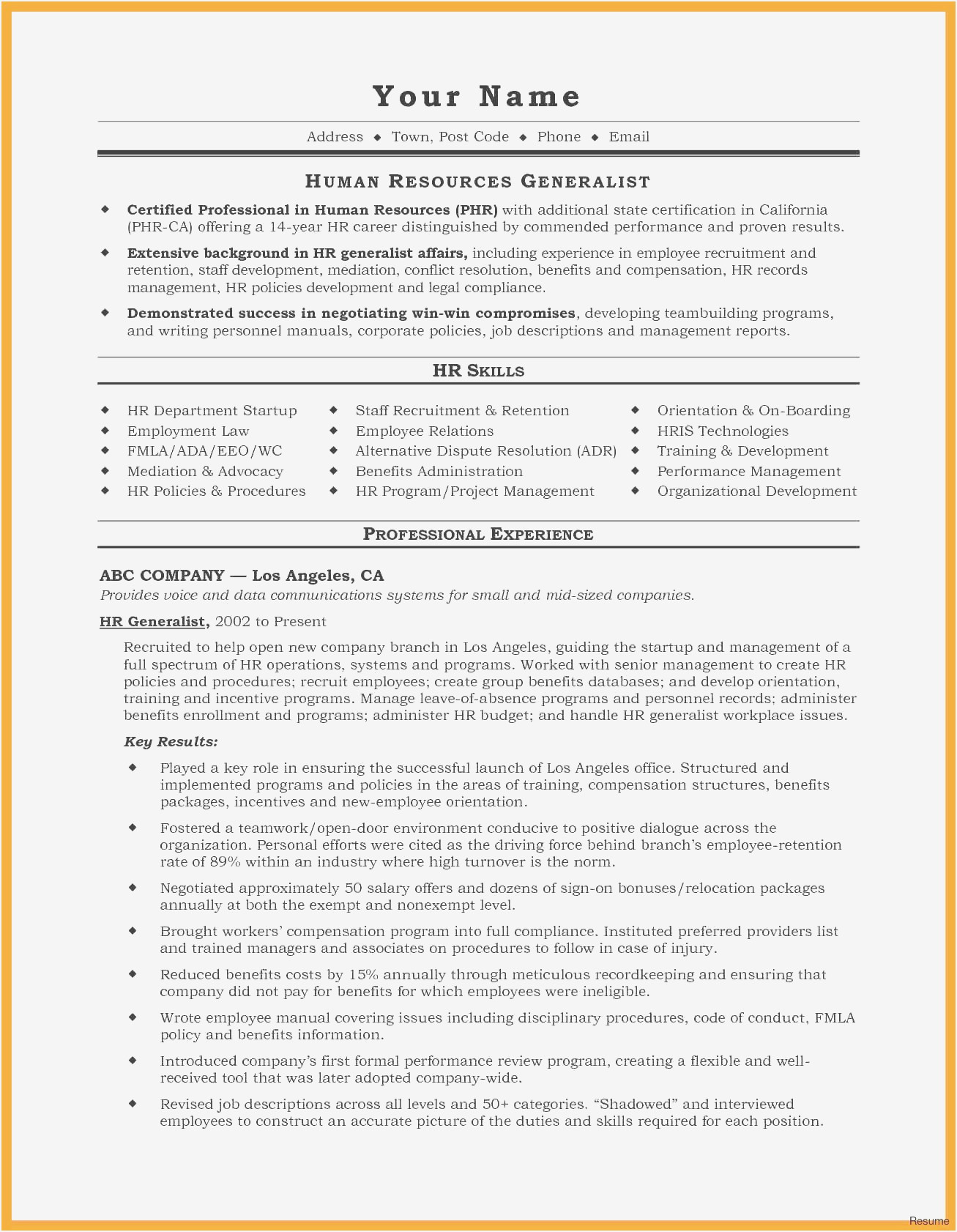 Property Manager Resume Residential Property Manager Resume Samples Professional Sample
