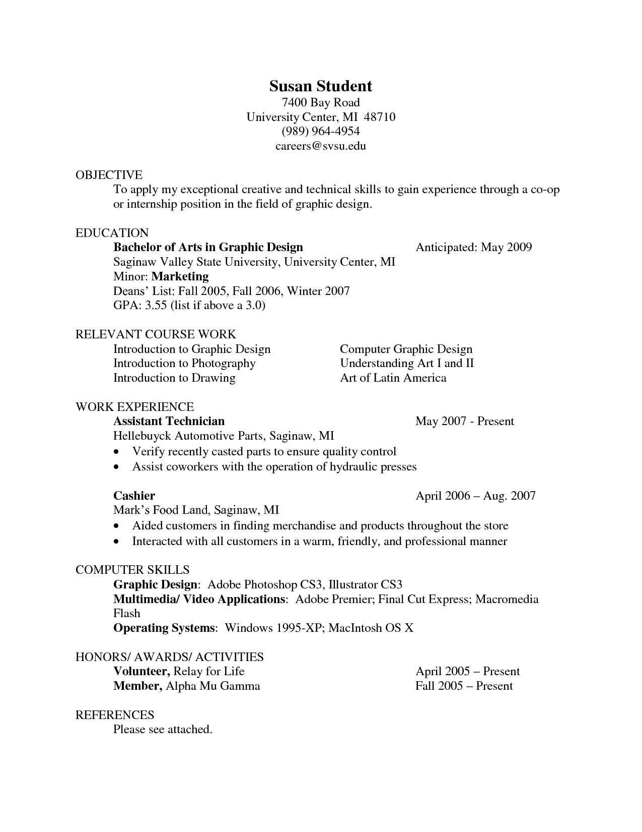 References For Resume Resume References Format References Resume Format Resume For Study