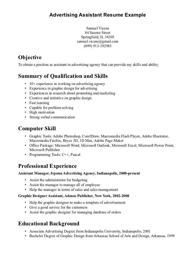 Resume Objective Example 103510 Full Luxury Medical Assistant Resume Objective Examples Resume Samples resume objective example wikiresume.com
