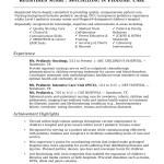 Resume Skills Examples  Nurse Resume Sample Monster