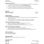 Resume Skills Examples  Resume Samples Division Of Student Affairs