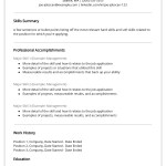 Resume Skills Examples  Why Recruiters Hate The Functional Resume Format Jobscan Blog