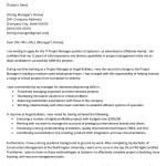 Sample Cover Letter For Resume Project Manager Cover Letter Example Template sample cover letter for resume|wikiresume.com