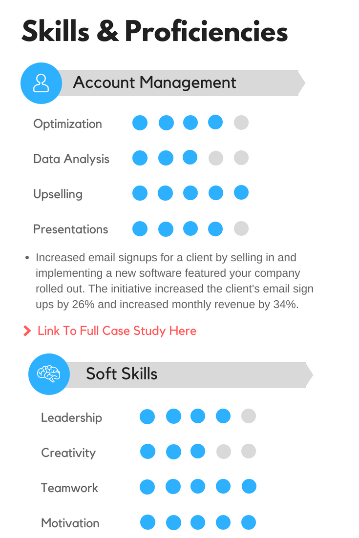 Skills For A Resume Account Management Resume Skills Section skills for a resume|wikiresume.com