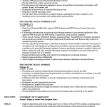 Social Work Resume Psychiatric Social Worker Resume Sample social work resume|wikiresume.com