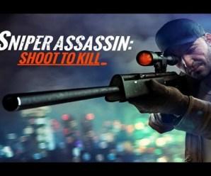Sniper 3D Assassin Gun Shooter : Free Game