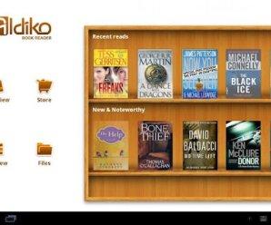 Aldiko Book Reader For Free