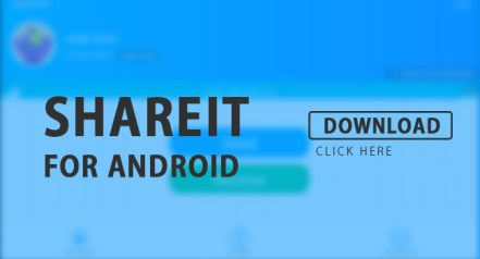 SHAREit for android