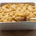 Chicken-Macaroni Casserole Full Recipe