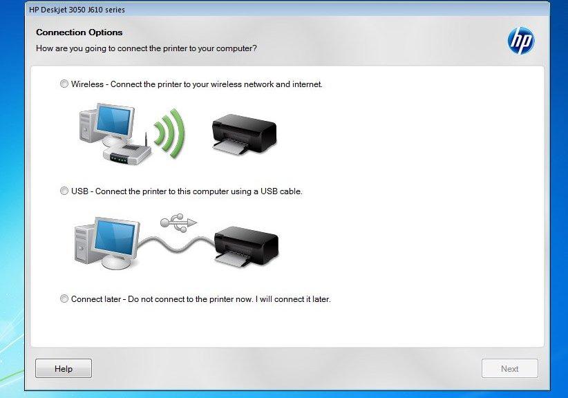 Add A Network Printer