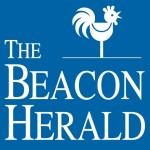 Startford Beacon Herald logo
