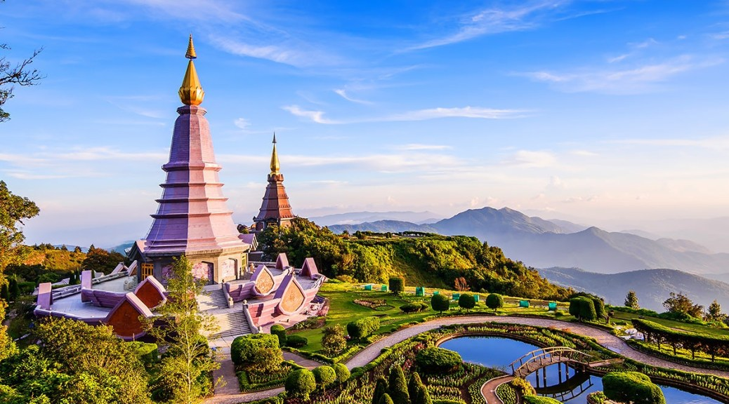 Most Beautiful Place in Thailand