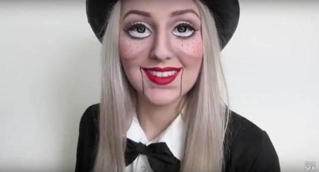 Ventriloquist Doll