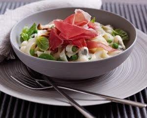 Parma Ham dishes