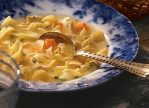 Grilled Chicken Noodle