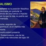 EL VITALISMO