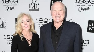 Tammy Bradshaw and her husband