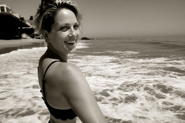 Jamie Yuccas bikini
