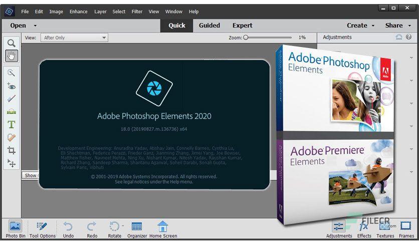 Phần mềm Adobe Photoshop Elements- Ảnh 3