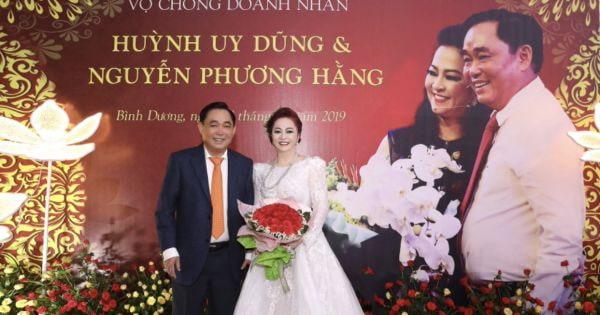 Tiểu sử bà Nguyễn Phương Hằng