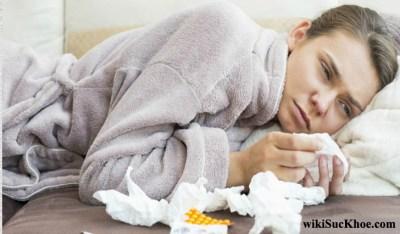 Bệnh cúm: Khái niệm, nguyên nhân, triệu chứng,điều trị và cách phòng ngừa