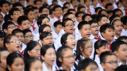 Tỉ lệ trẻ em mắc bệnh cận thị ngày càng nhiều