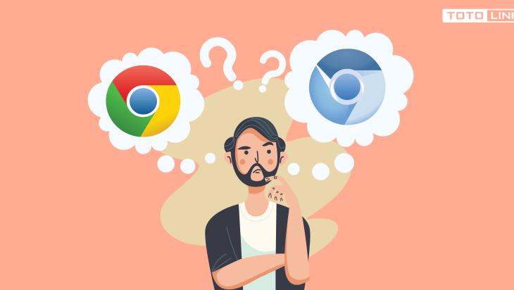 Chromium và Chrome ko giống nhau ra sao? Nên sử dụng Chrome hay Chromium? - ảnh minh hoạ