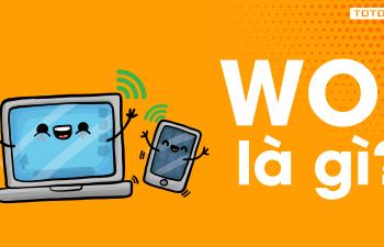 WOL là gì? Tìm hiểu về tính năng Wake On LAN - ảnh minh hoạ