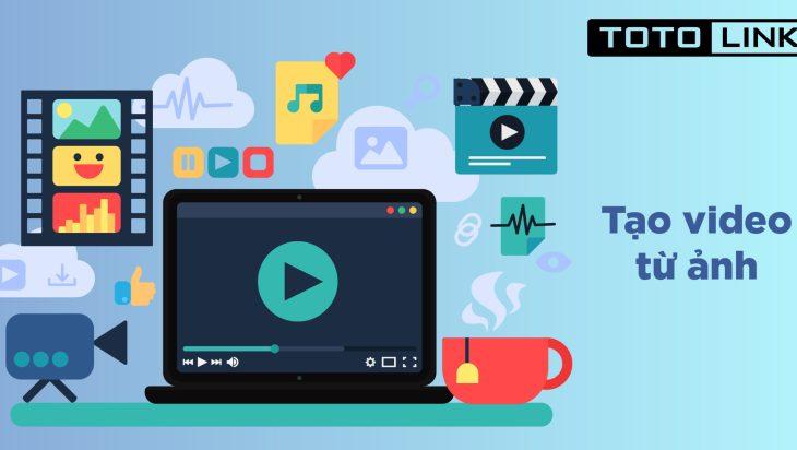 Top 3 ứng dụng tạo video từ Hình Hình ảnh new năm 2020 - ảnh minh hoạ