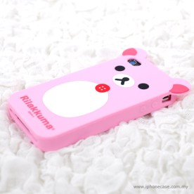 Rilakkuma_iphone4case_pink_02
