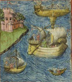 Latin 9333, fol. 86, Hydrographie mer1.JPG