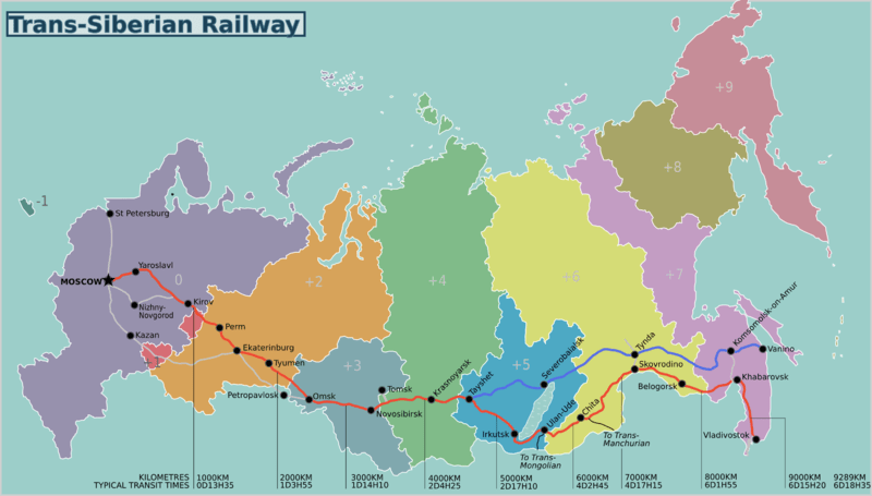 Tiedosto:Trans-Siberian railway map.png