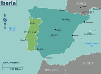 Image result for iberian peninsula