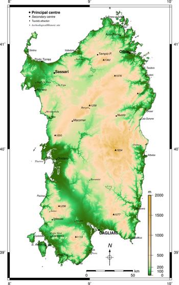 Sardinia Wikitravel
