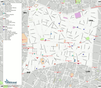 Paris9th Arrondissement Wikitravel