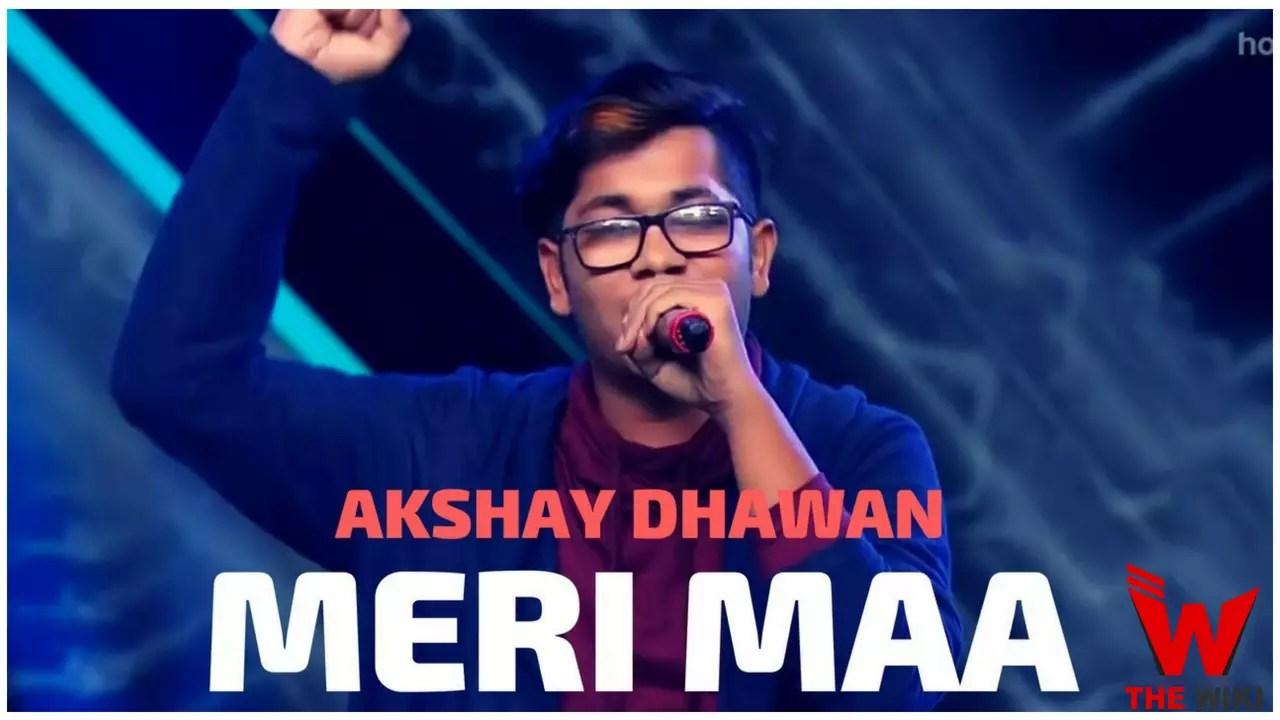 Akshay Dhawan(Dil Hai Hindustani-2)