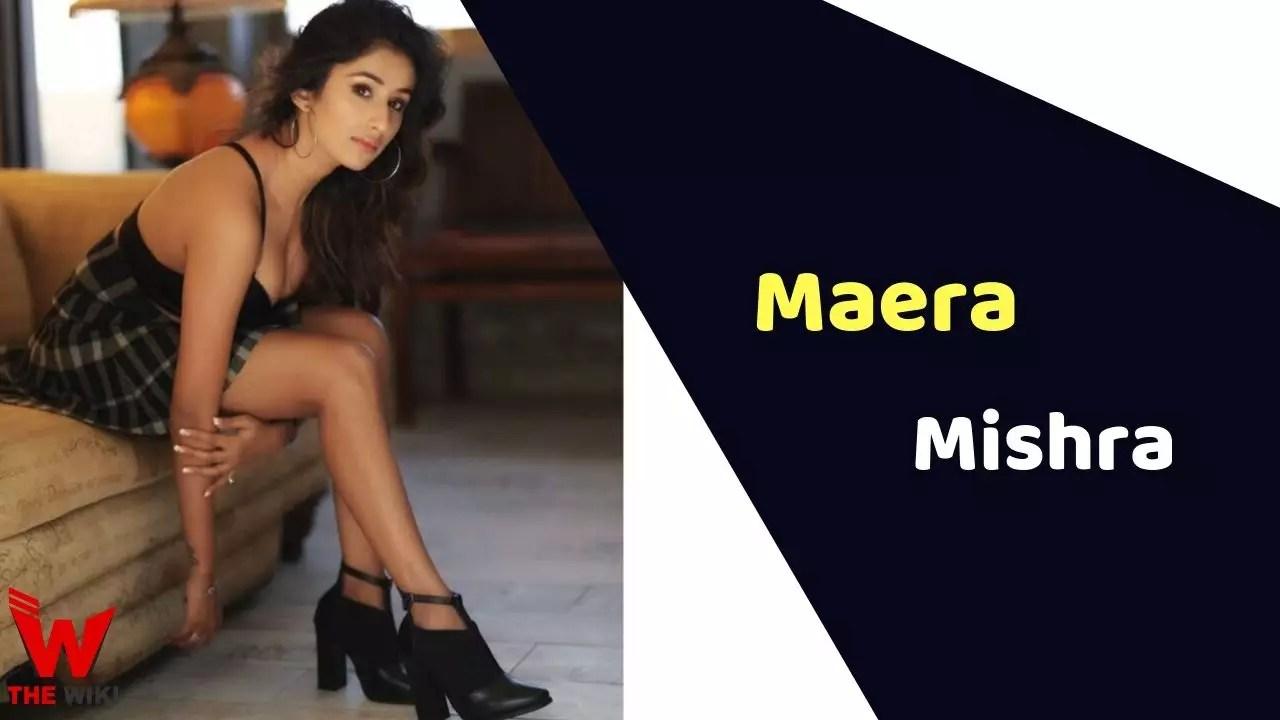 Maera Mishra (Actress)