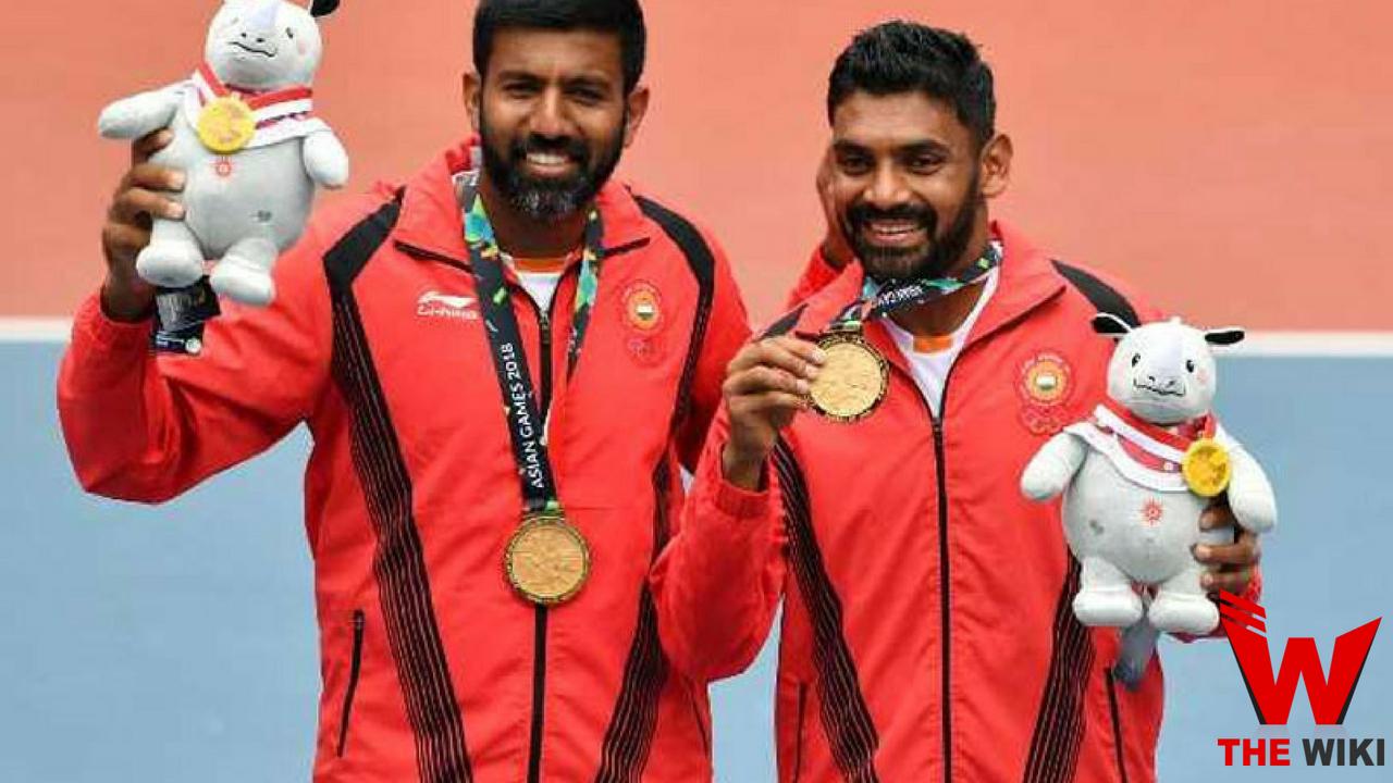 Rohan Bopanna(Asian Games Gold Medalist)