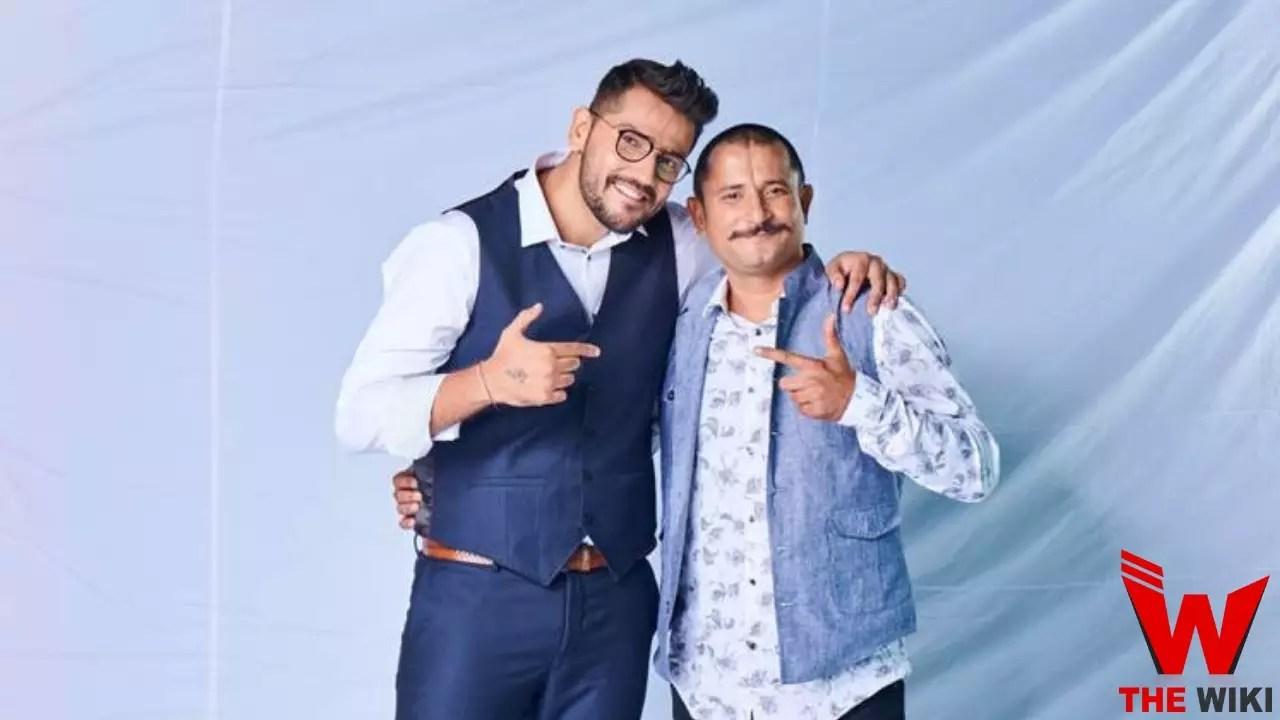Romil Chaudhary (Bigg Boss 12)