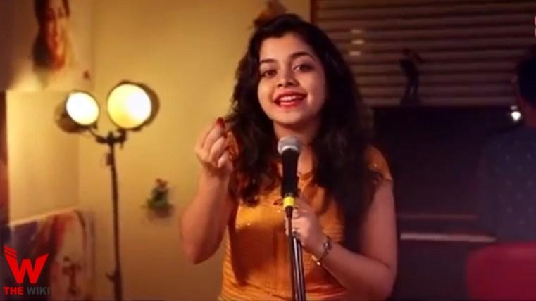 Anushka Banerjee (Sa Re Ga Ma Pa-18)