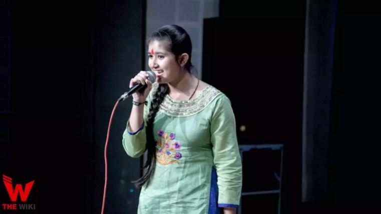 Ishita Vishwakarma (Sa Re Ga Ma Pa)