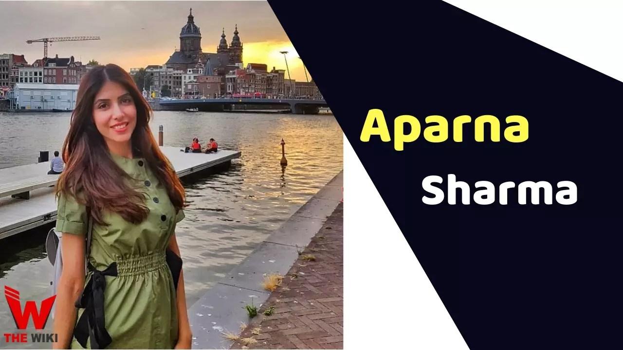 Aparna Sharma (Actress)