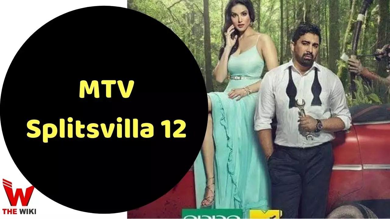MTV Splitsvilla 12