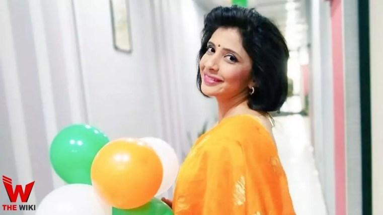 Aditi Tyagi (News Anchor) Image 2