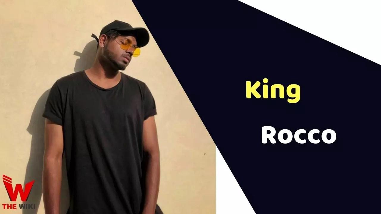 King Rocco (AKA Arpan Kumar)