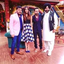 Shreya Dhanwanthary on Kapil Sharma show