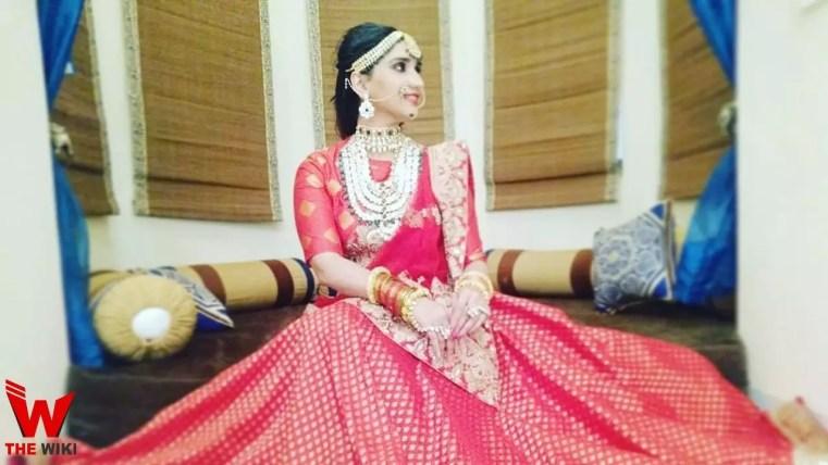 गरिमा सिंह राठौर (अभिनेत्री)