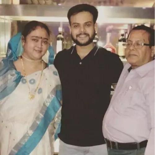 Ishita Ganguly Family Members